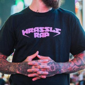 Wrassle Rap T-Shirt